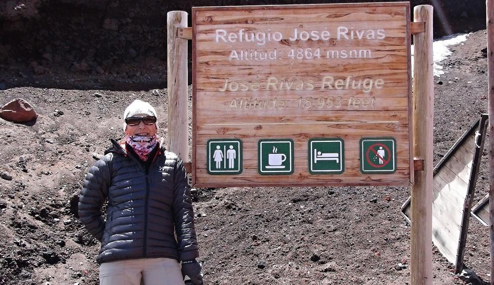 Ekvádor - stratovulkán Cotopaxi