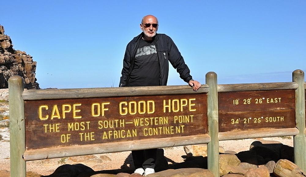 Jihoafrická republika - Mys Dobré naděje